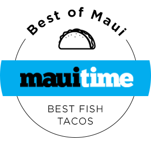Best of maui fish tacos award